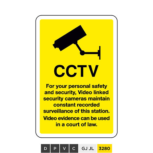 CCTV, For your personal safety and security, Video linked security cameras ...