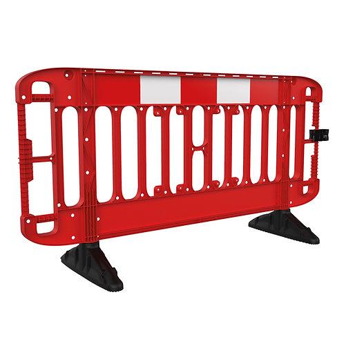 Titan® 2M Traffic barrier - Red