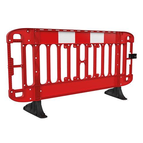 Titan® 2M Traffic Barrier Anti-Trip - Red