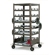 3035 SIX TIER STORAGE CART