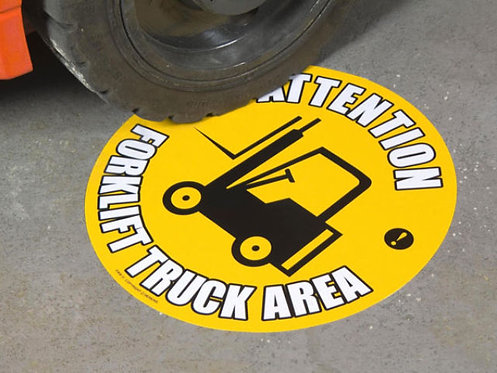 Floor Signs H7503 & H7504