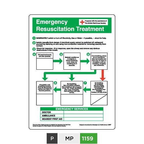 Emergency Resuscitation Treatment