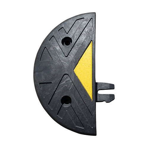 Ridgeback® 5cm End Cap - 10MPH-18KM/H