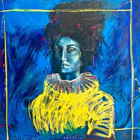 Homenaje a Leonora (Camisa de fuerza)