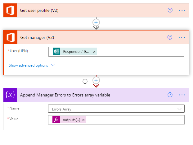 Get Manager Errors