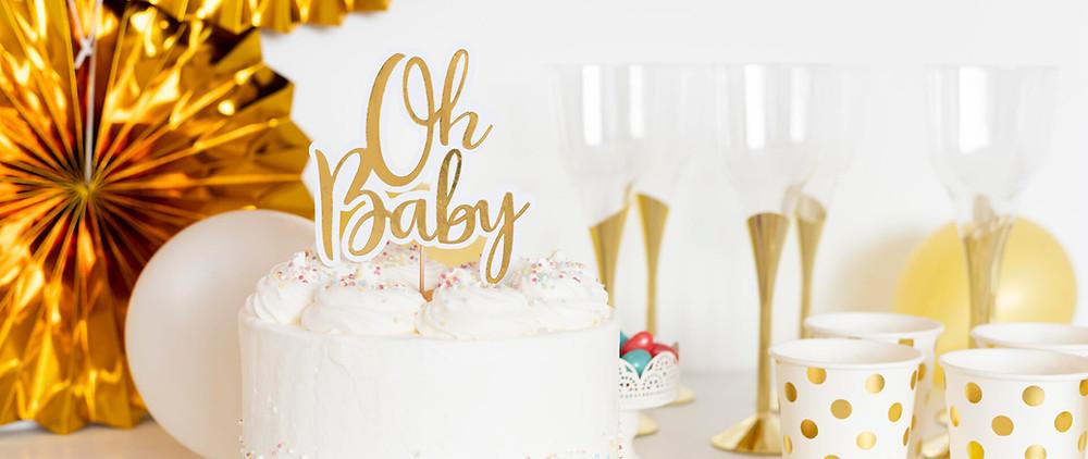 Baby girl baby shower ideas