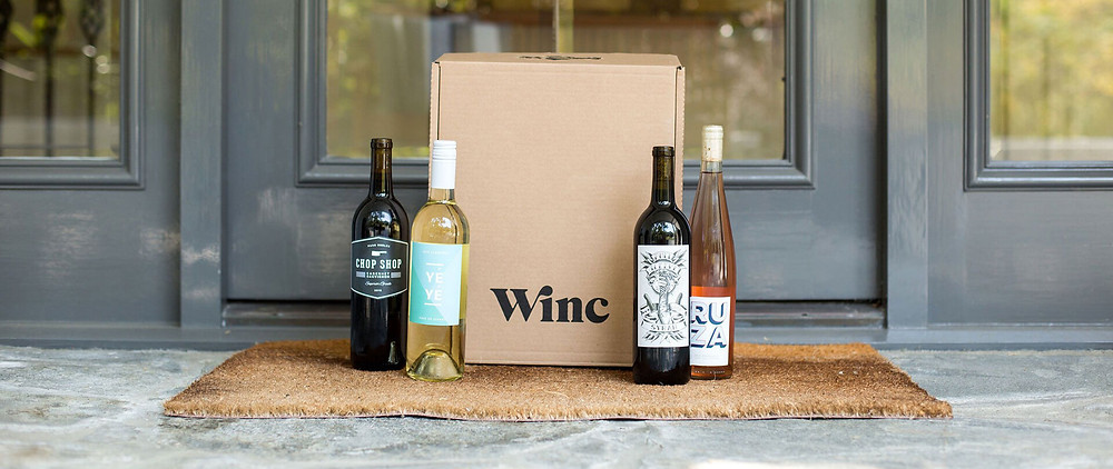 A wine subscription for a wedding gift idea