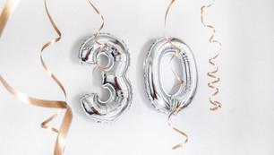 5 Amazing 30th Birthday Party Ideas
