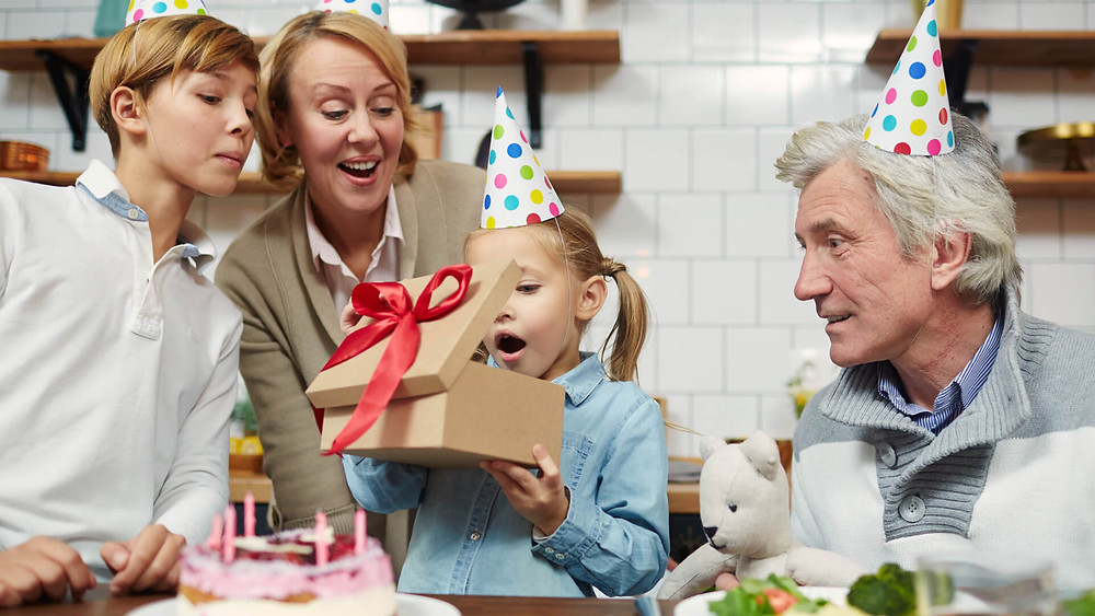 Gift Ideas for Grandchildren