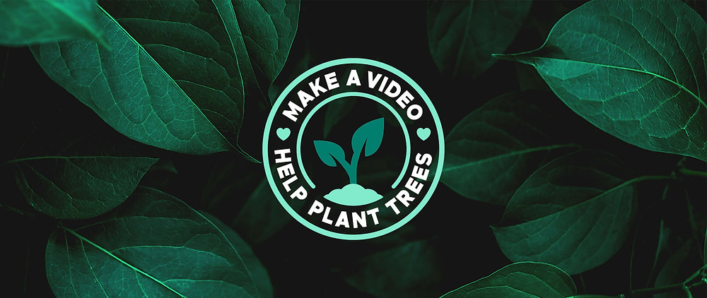 make a video gift and we plant a tree