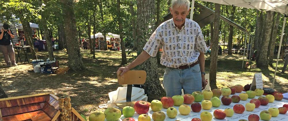 Meet the Appalachian apple hunter who rescued 1,000 'lost' varieties.