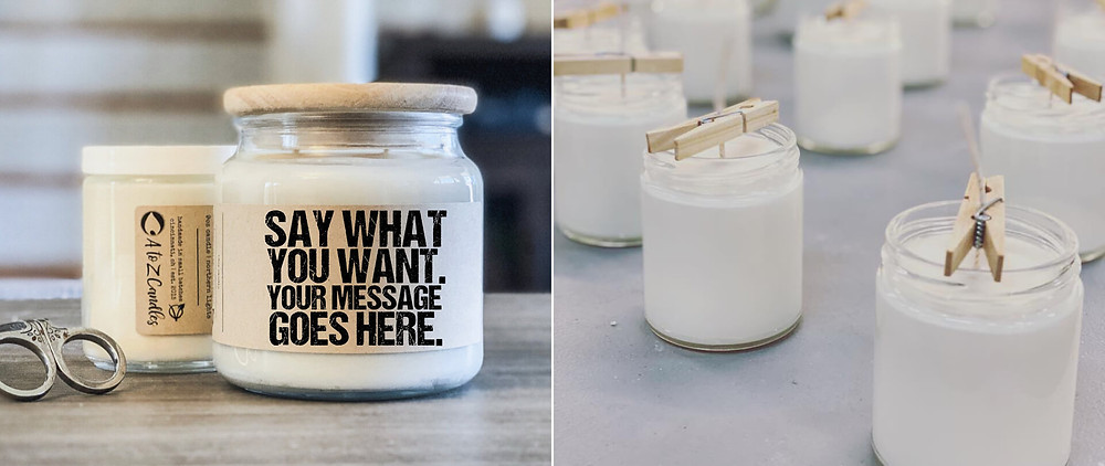 candles gift ideas for best friend