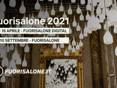 #Fuorisalone2021: da aprile a settembre sei mesi di #design con #Milano protagonista