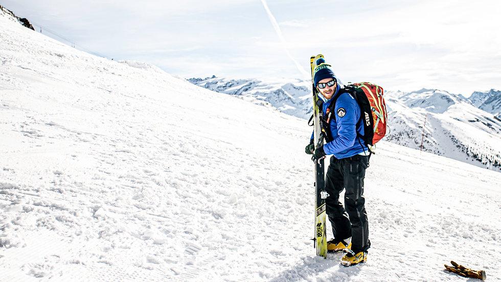 """""""CRS en haute montagne"""""""