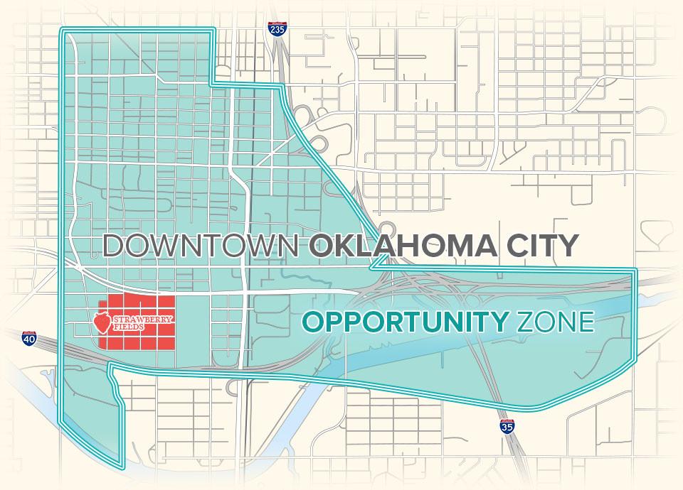 OKC Opportunity Zone