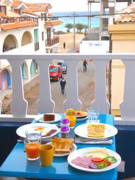 Breakfast at MiraBela