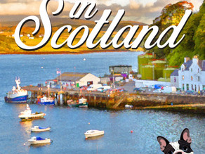 Want to go to Scotland with me?