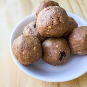 Peanut butter protein energy bites