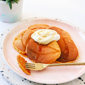 Protein pancakes (protein powder free)