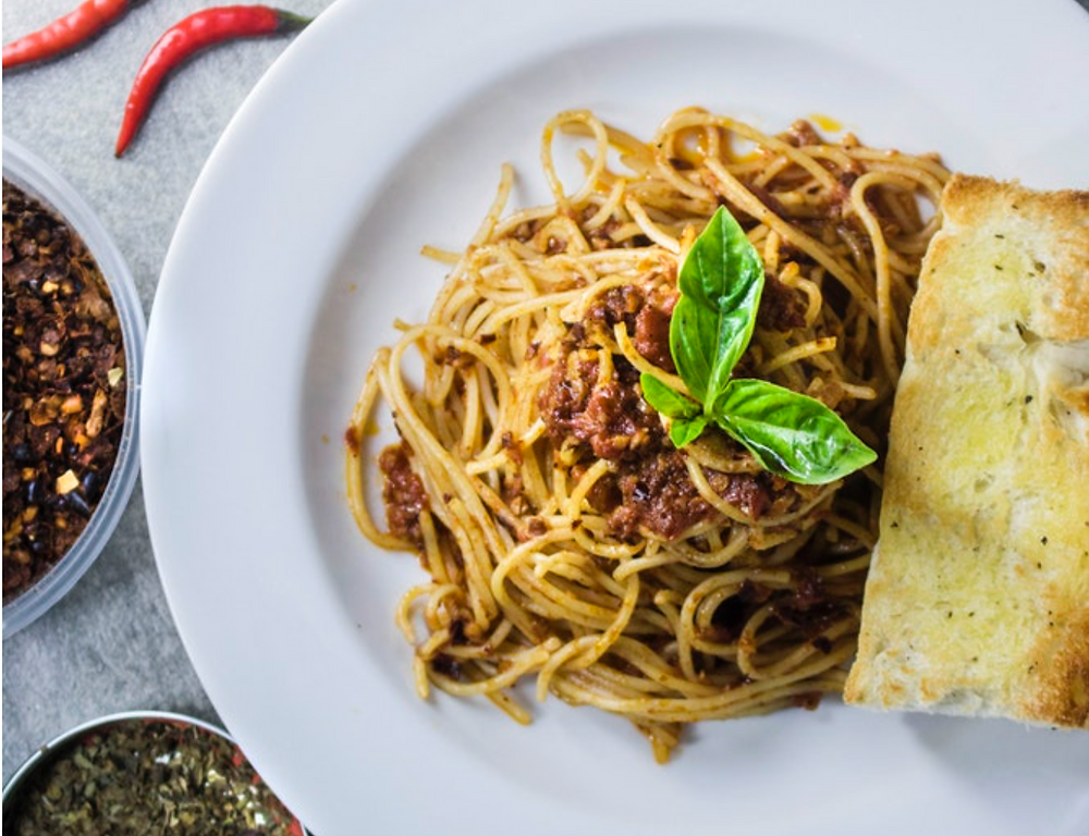 pasta is perfect for carb loading to enhance your sports performance