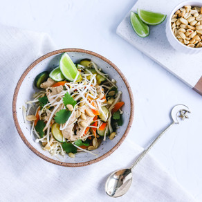 No-Noodle Chicken Pad Thai