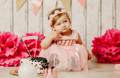 Cake Smash Fotograf Hameln 1. Erster Geburtstag