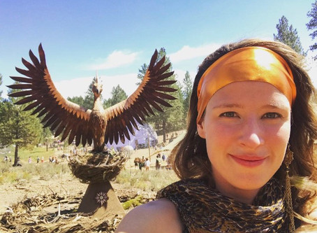 Astral Insights: The Phoenix and the Feminine