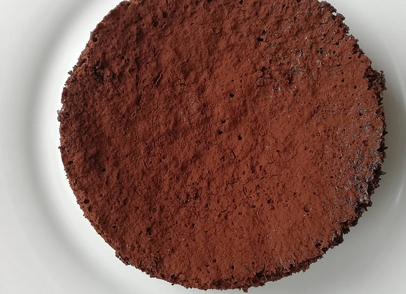 "6"" Chocolate Olive Oil Torte"
