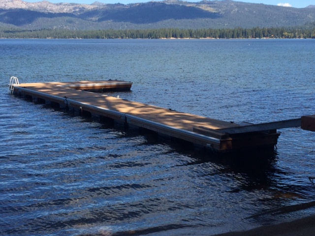 Seasonal Dock