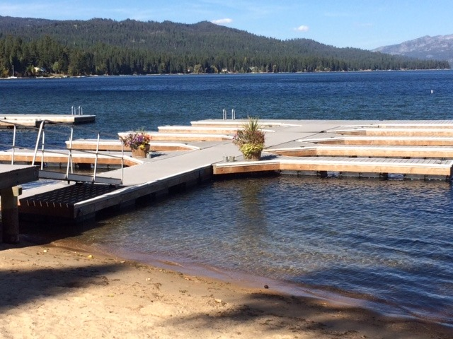 Marina Floating Dock System