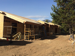 Staff House Construction