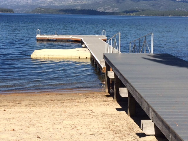 Floating Dock and Pier