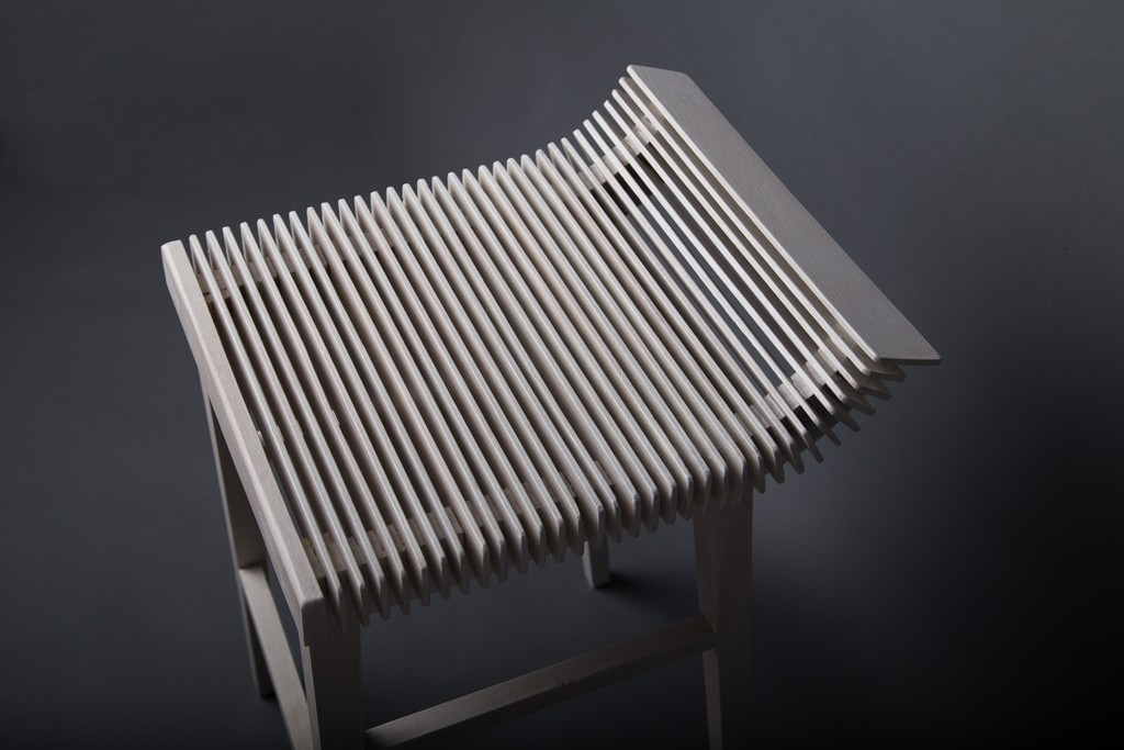 LAMELLA stool