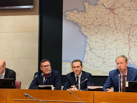 CONSTITUTION D'UNE MISSION D'INFORMATION SUR LA RÉHABILITATION DE L'ÉTANG DE BERRE