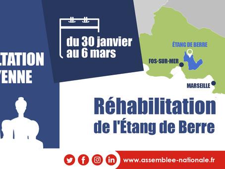 RÉHABILITATION DE L'ÉTANG DE BERRE : LA CONSULTATION CITOYENNE EST LANCÉE