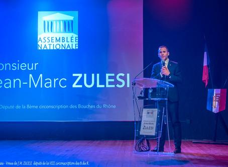 CÉRÉMONIE DES VŒUX POUR 2020 : UNE NOUVELLE ANNÉE D'ENGAGEMENTS