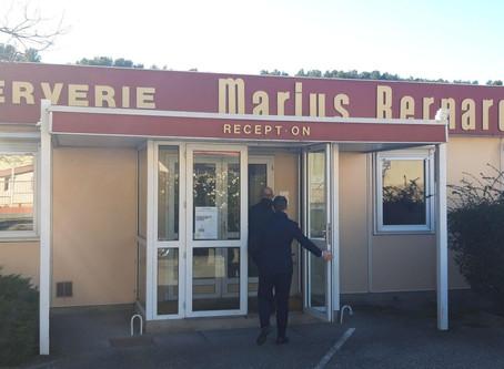 RENDEZ-VOUS DE L'ENTREPRISE : MARIUS BERNARD