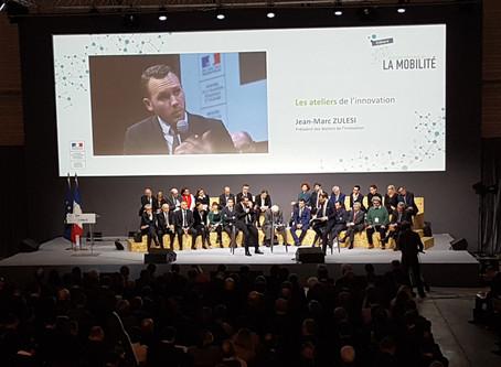 ASSISES DE LA MOBILITÉ : MES 35 PROPOSITIONS POUR LIBÉRER L'INNOVATION