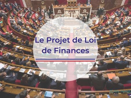 LE PROJET DE LOI DE FINANCES (PLF) : QU'EST-CE QUE C'EST ?