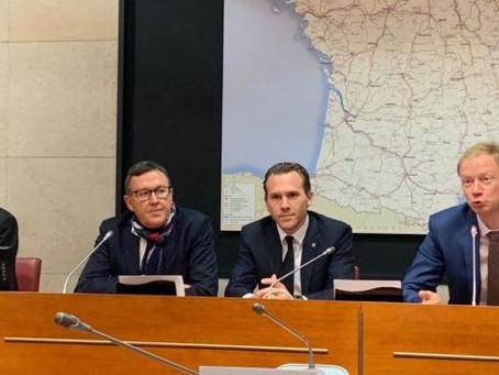 L'ACTUALITÉ DE VOTRE DÉPUTÉ - OCTOBRE 2019