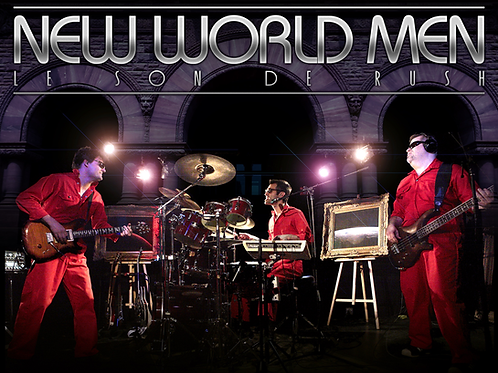 New World Men (non-membre)