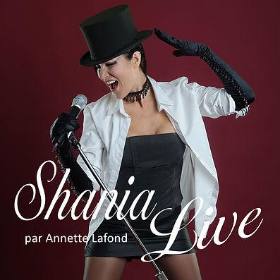 Shania Live