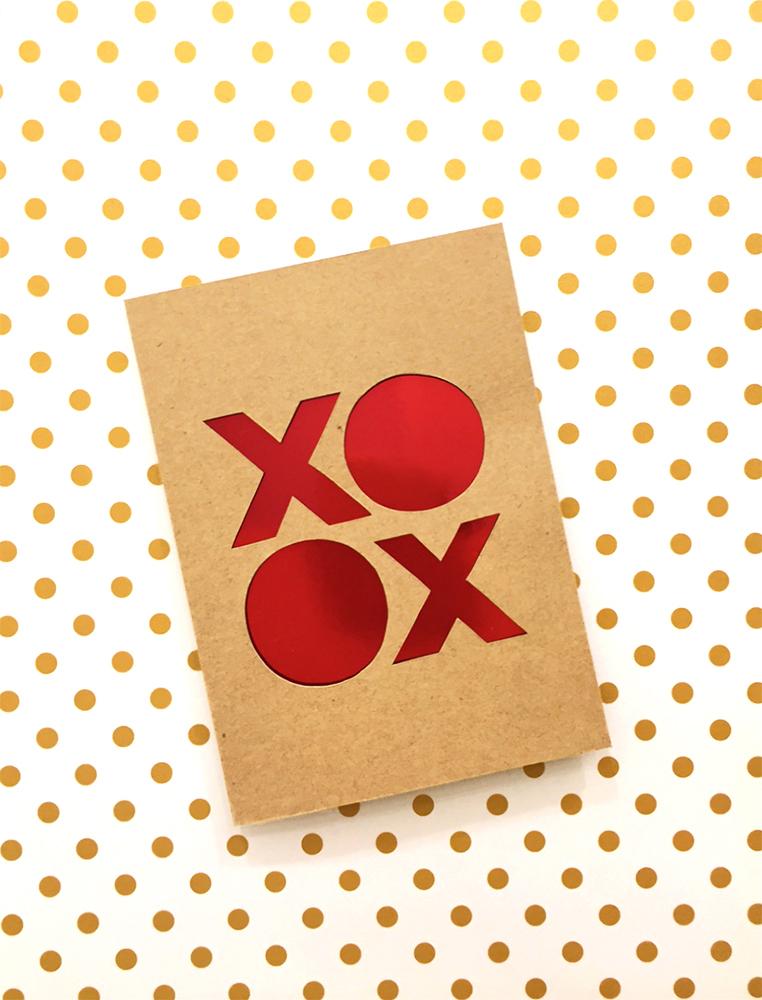 Handmade Card | XOXO