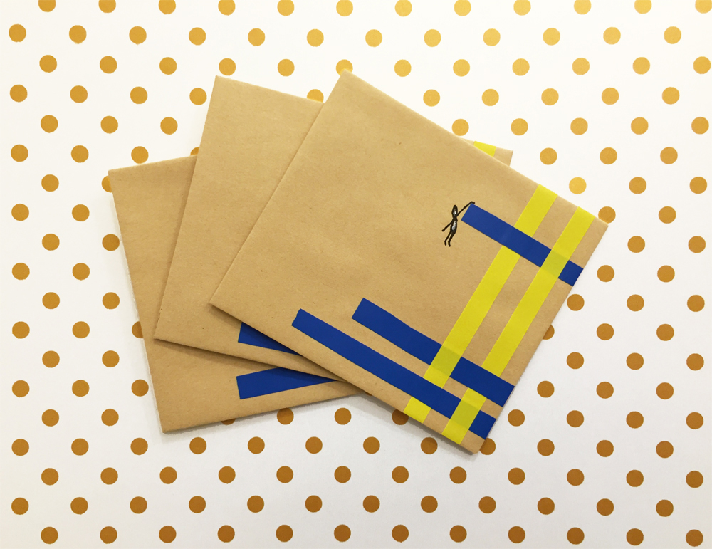 Handmade Envelopes | Hanging On
