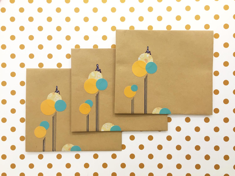 Handmade Envelopes | Ponder