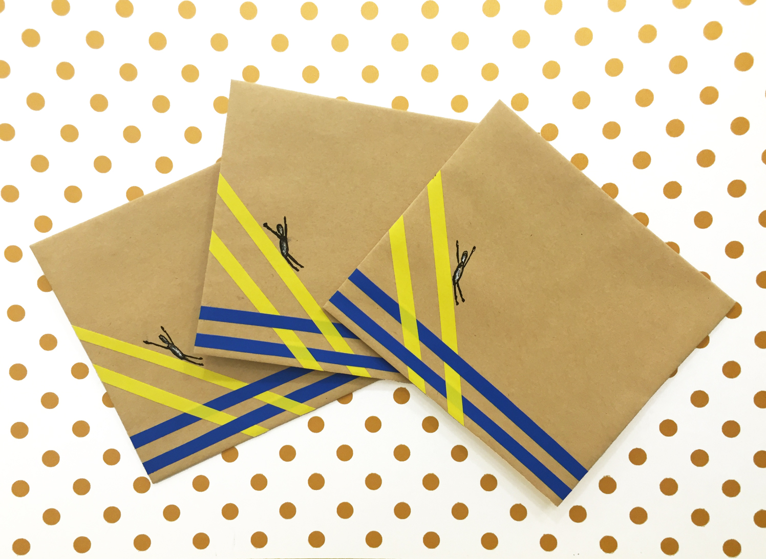 Handmade Envelopes | Weee!