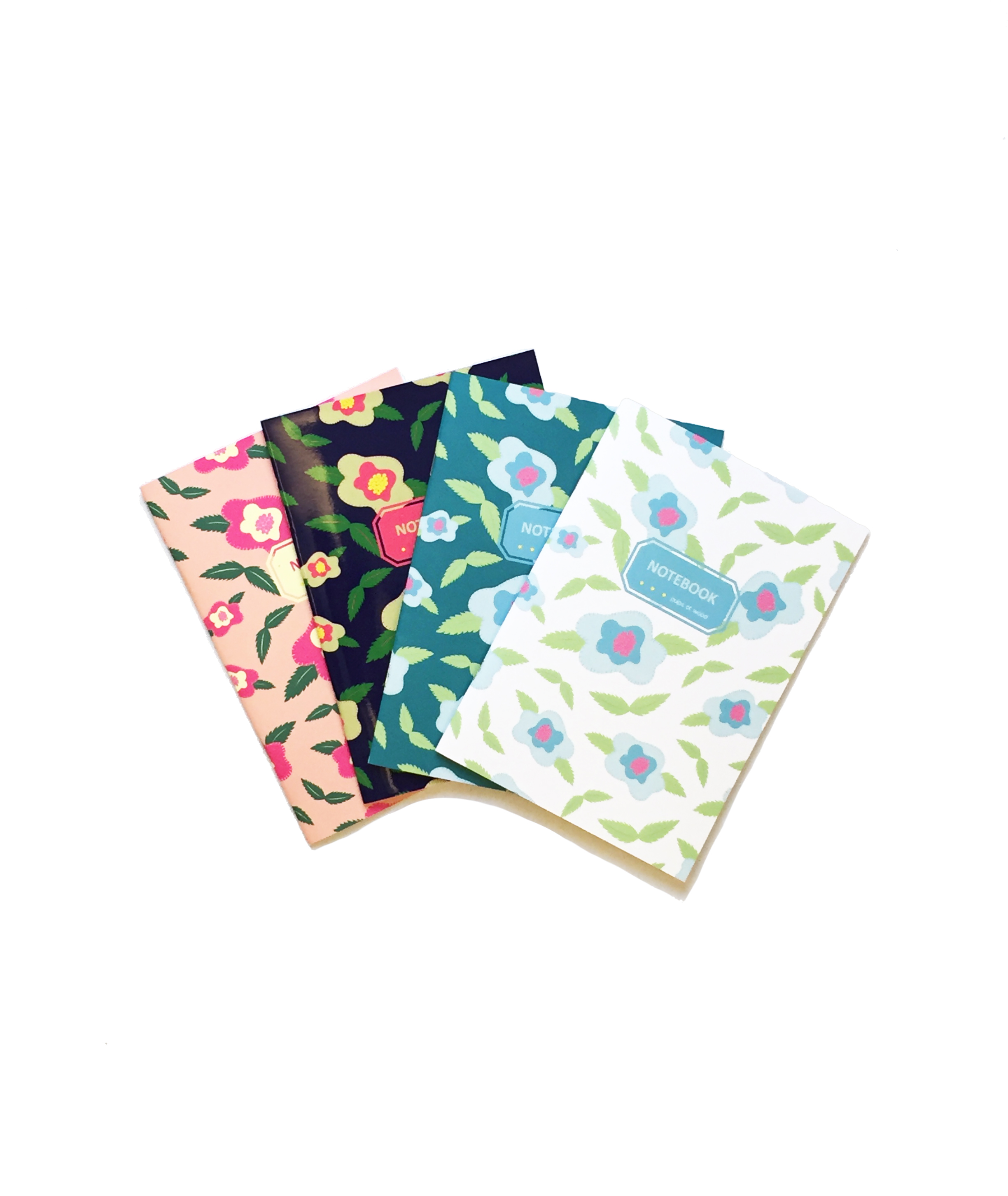 Notebook | Floral Set