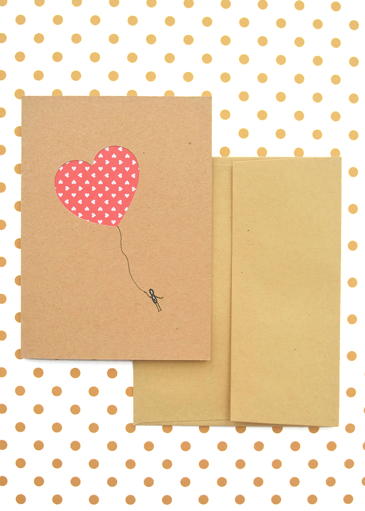 Handmade Card | Love is in the Air