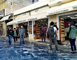 Fixers in Greece-Filming Plaka 2018