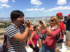 Fixer Athens-TV Asahi News
